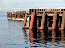 Free Puget Sound Pier V1 Stock Photos - 4073123