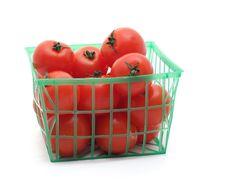 Free Cherry Tomatoes Stock Image - 4073361