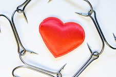 Free The Red Heart Stock Images - 4073554