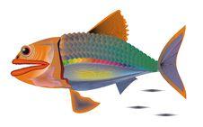 Free The Fish Stock Photos - 4073833