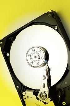 Free Computer Hard Disk Drive Stock Image - 4074591