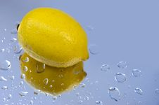 Free Freshness Of Lemon Stock Photo - 4074640