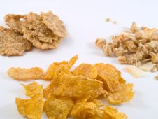 Free Flakes Stock Photography - 4075102