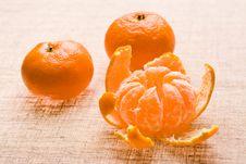 Free Mandarine09 Stock Image - 4075211