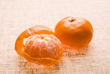 Free Mandarine18 Royalty Free Stock Images - 4075369