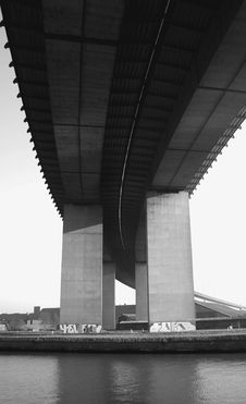 Free Viaduct Stock Photography - 4076292