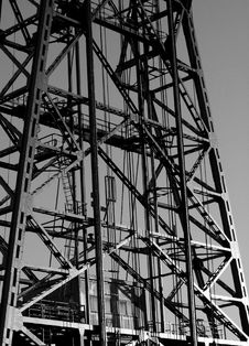 Free Iron Bridge Royalty Free Stock Images - 4076619