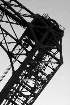 Free Iron Bridge Stock Photo - 4076620