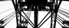 Free Iron Bridge Royalty Free Stock Photography - 4076657
