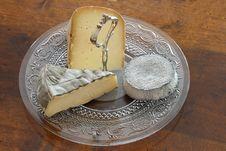 Free Cheese Board Stock Photo - 4077130