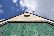 Free Rural Church Royalty Free Stock Photo - 4077525