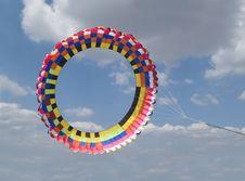 Very Large Kite Stock Image