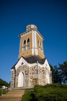 Free Wooden Church Stock Photography - 4077802