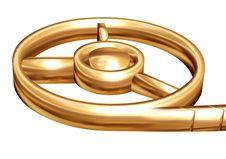 Free Golden Reel, Royalty Free Stock Photo - 4078275