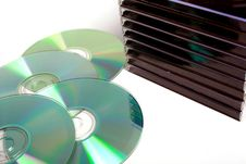 Isolated Cd S Stock Photos