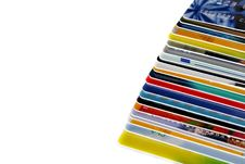 Free Credit Cards Royalty Free Stock Images - 4079069
