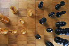 Free Chess Board Royalty Free Stock Photos - 4079508