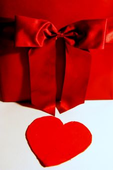 Free Valentines Love Gift Royalty Free Stock Photos - 4079938