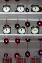Free Several Alarm Clocks Royalty Free Stock Photography - 4081817