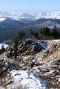 Free Altai Mountain With Snow Royalty Free Stock Photos - 4083258