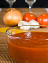 Free Spaghetti Sauce & Ingredients Stock Photography - 4084912