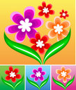 Free Vector Illustration With Flora Royalty Free Stock Images - 4085009