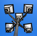 Free Ornate Street Lamps Royalty Free Stock Photos - 4085088