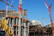 Free Construction Machinery Stock Photos - 4080613