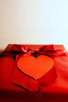 Free Love Present Stock Image - 4080651