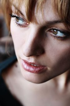 Free Face Of A Women. Royalty Free Stock Images - 4081229