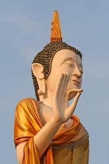 Free The Buddha Royalty Free Stock Photography - 4082817