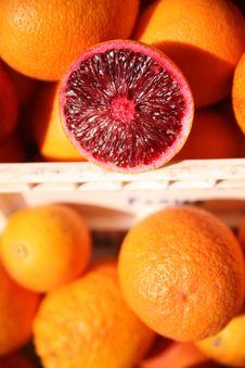 Free Blood Oranges Royalty Free Stock Images - 4083699