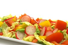 Free Fresh Salad Royalty Free Stock Images - 4084099
