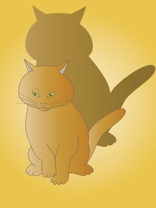 Free Cat Royalty Free Stock Photo - 4084275