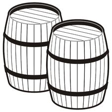 Free Barrels Stock Photography - 4084802