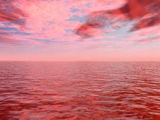 Free Beautiful Sunset Stock Images - 4084924