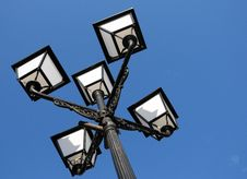Free Ornate Street Lamps Stock Images - 4085074
