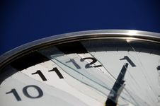 Free Broken Time Stock Photography - 4085292