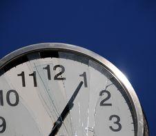 Free Broken Time Stock Photo - 4085340