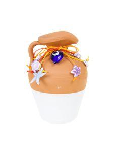 Creative Handmade Vase Stock Image