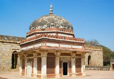 Tomb In Qutub Minar Royalty Free Stock Images
