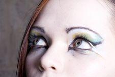 Free Make-up Royalty Free Stock Photos - 4087748