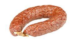 Free Polish Sausage Royalty Free Stock Photos - 4088528