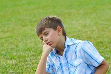 Day Dreaming Stock Photos