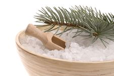 Free Pine Bath Items. Alternative Medicine Royalty Free Stock Photos - 4089868