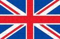 Free Flag Of United Kingdom Royalty Free Stock Photo - 4092255
