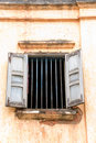 Free Building With Window And Decayed Wall Stock Image - 4093361