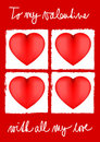 Free Valentine Card Royalty Free Stock Photo - 4094035