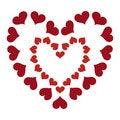 Free Two Hearts Stock Photos - 4098563
