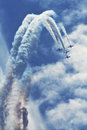 Free Frecce Tricolori Royalty Free Stock Images - 4099349